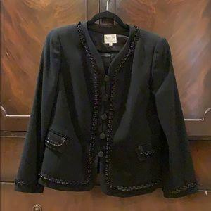 Women's Black Armani Cocktail Blazer
